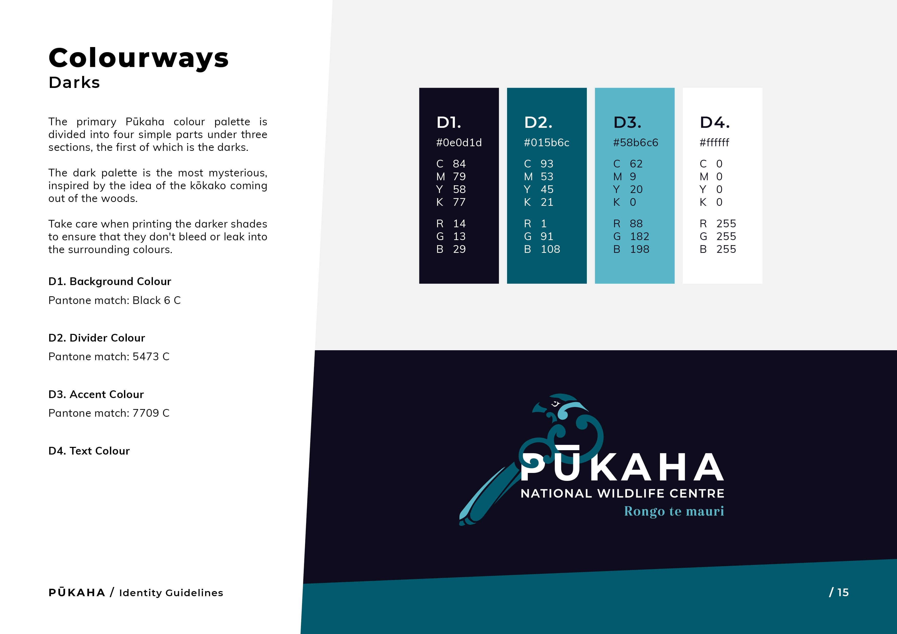 Pukaha Identity Guidelines15