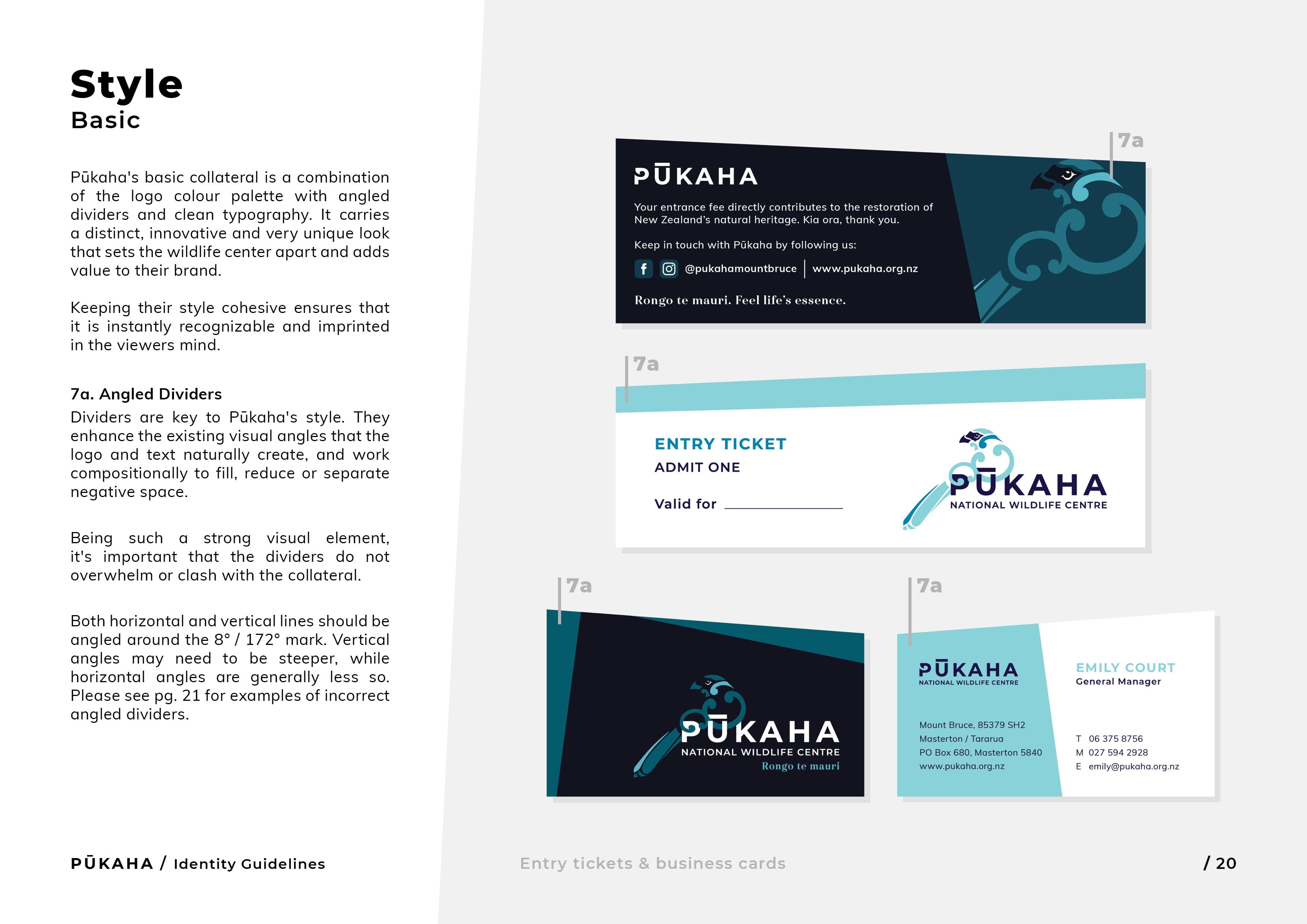 Pukaha Identity Guidelines20