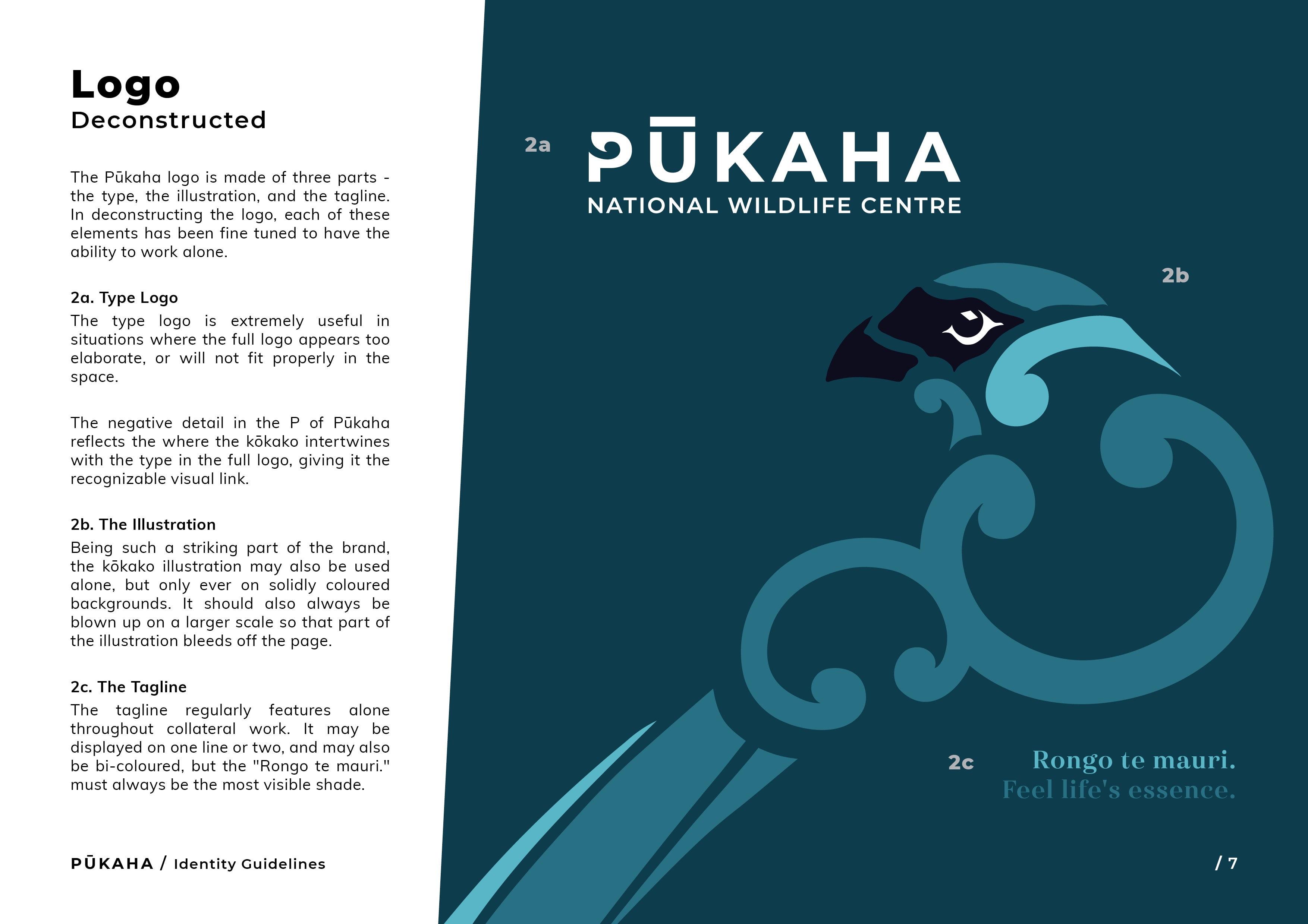 Pukaha Identity Guidelines7