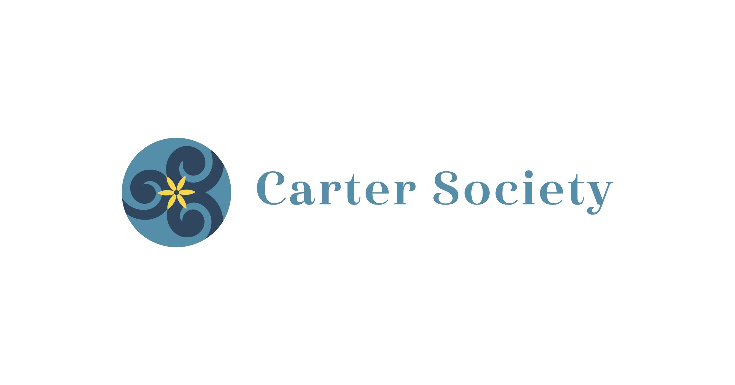 Carter Society Logo 4