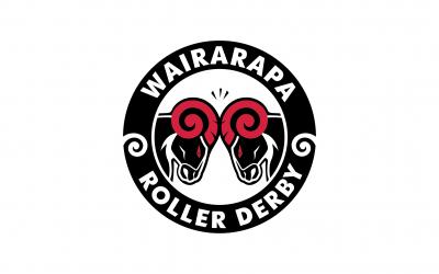 Wairarapa Roller Derby : Logo