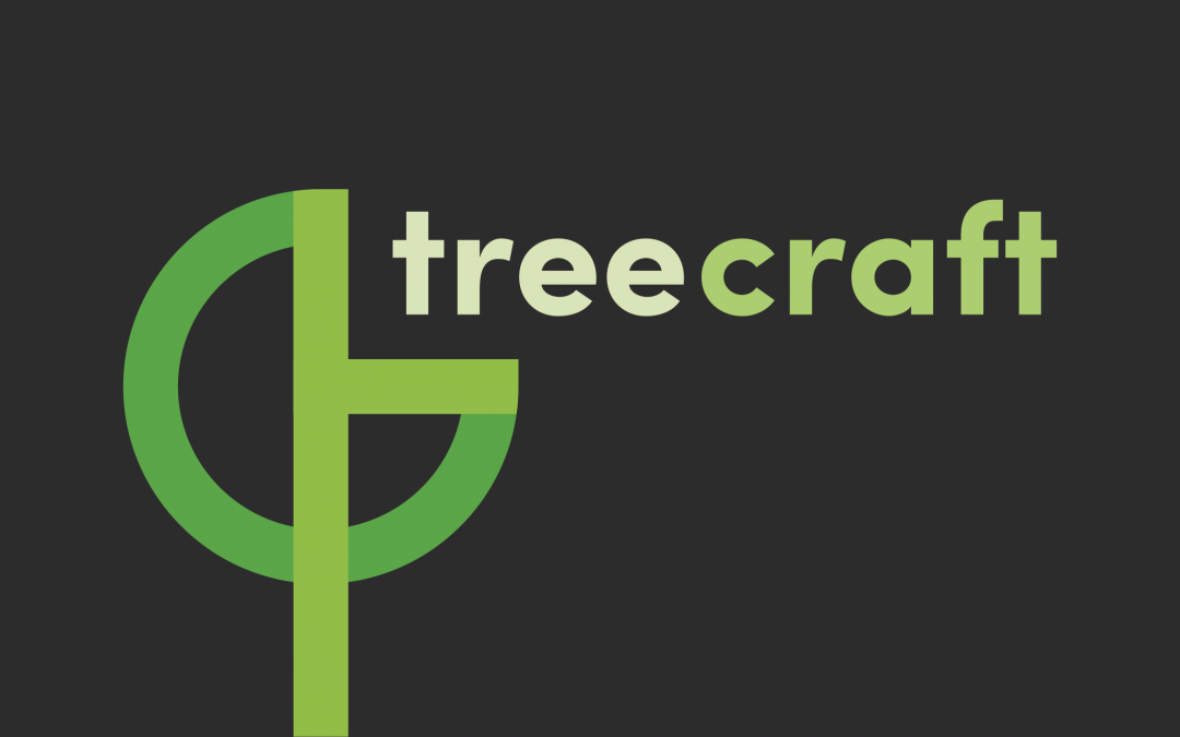 Tree Craft : Logo & Signage