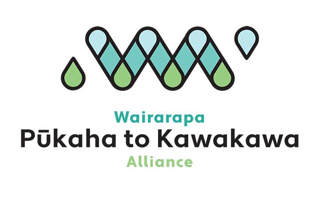 Pūkaha to Kawakawa Alliance : Logo