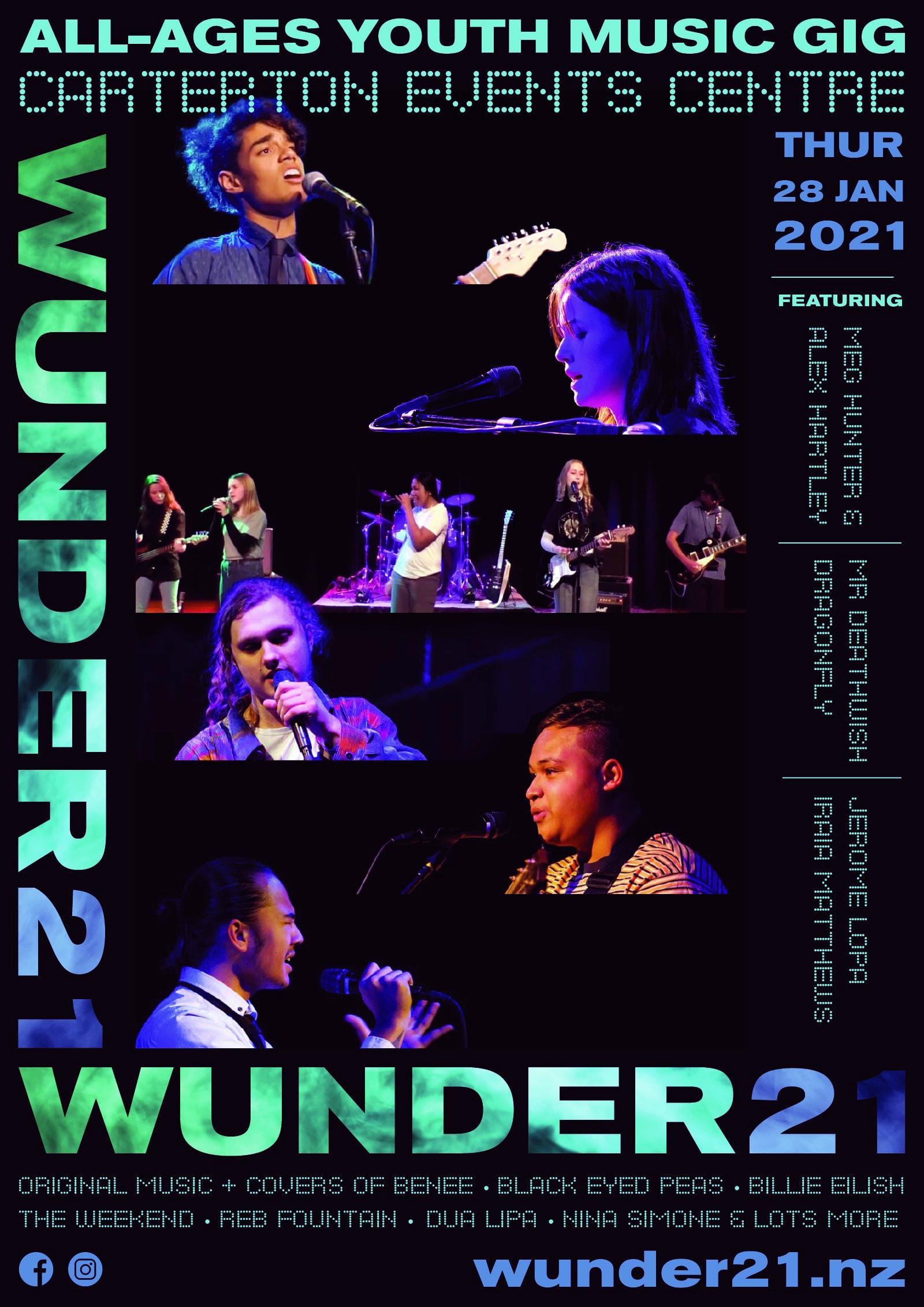 Wunder21 Poster Nectarine Portfolio