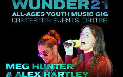 Wunder21 : Website and Social Media